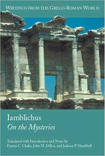 Iamblichus' De Mysteriis