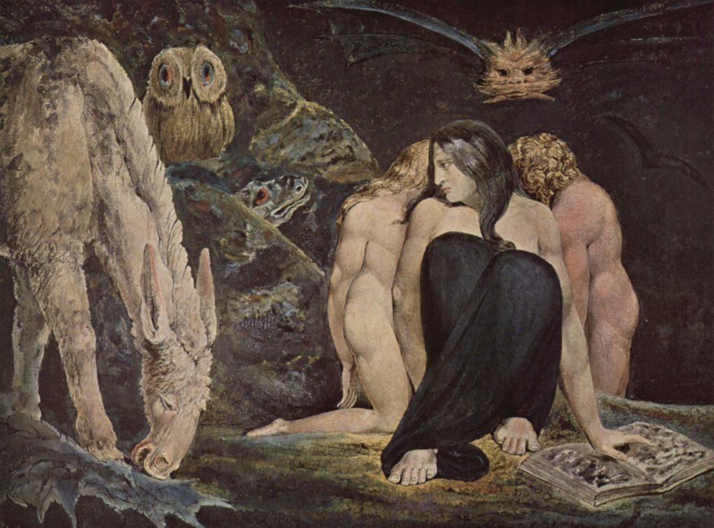 Heacate - William Blake